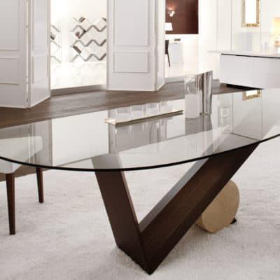 Мебель из стекла 1