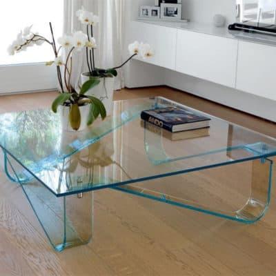 Мебель из стекла 2
