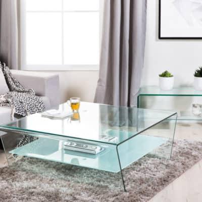 Мебель из стекла 3