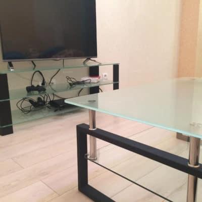 Мебель из стекла 4