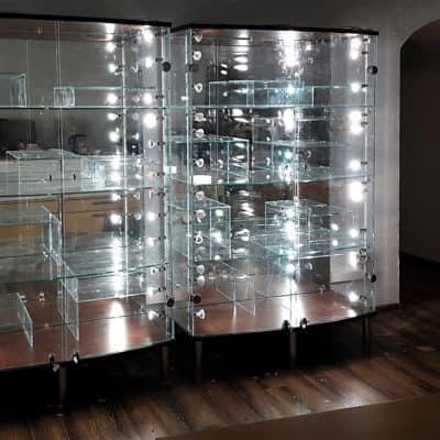 Мебель из стекла 5
