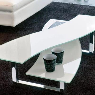 Мебель из стекла 6