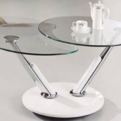 Мебель из стекла 8