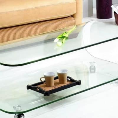 Мебель из стекла 9