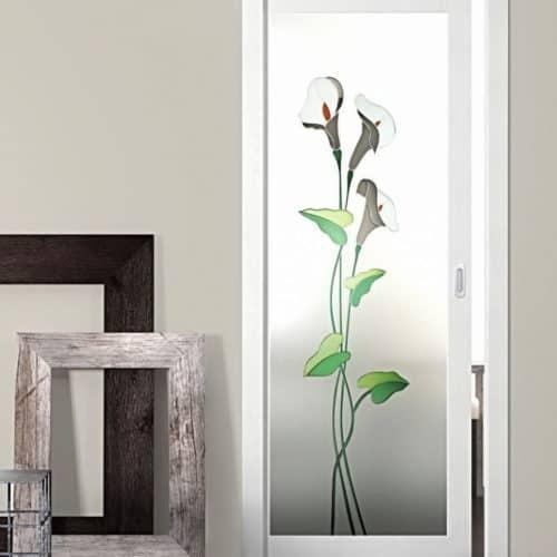 Стеклянные двери 5
